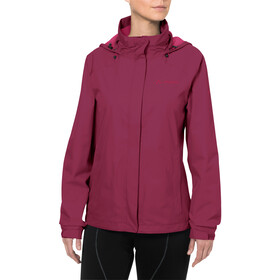 VAUDE Escape Bike Light Jacket Dam passion fruit